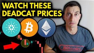 IMPORTANT CRYPTO PRICE LEVELS TO WATCH   Bitcoin & Crypto Market Update