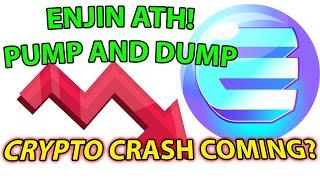 Enjin price update! Is a crypto crash coming?