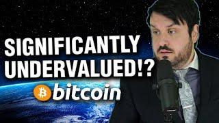 Bitcoin SIGNIFICANTLY Undervalued? Wall Street Saying One Thing, But Doing Another...
