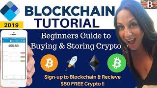 Beginner Guide to Buying Bitcoin Safely on Blockchain.com