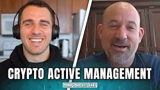 Digital Asset Active Management I Jeremy Boynton I Pomp Podcast #491