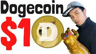 Live Dogecoin Is Going To Hit $1 Ft Darryl Boo (Dogecoin Experts)