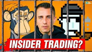 Are All NFTs A Insider Trading Scam?