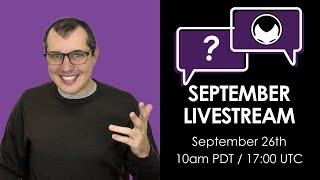 Bitcoin and Open Blockchain Open Topic Livestream with Andreas Antonopoulos - September 2021