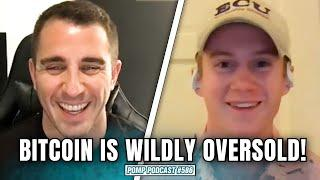 Bitcoin Is WILDLY Oversold! | Pomp Podcast #586