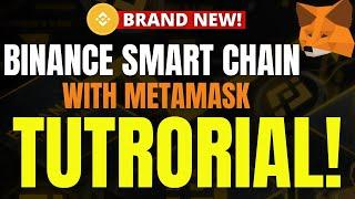 How To Connect Metamask To Binance Smart Chain (BSC): BINANCE SMART CHAIN TUTORIAL FOR BEGINNERS