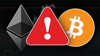 WARNING TO ALL BITCOIN AND ETHEREUM TRADERS!!!!!!! THIS IS HAPPENING RIGHT NOW!!!!!!