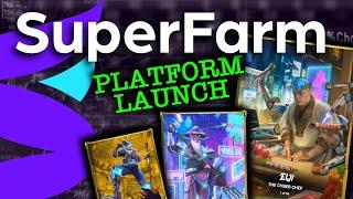 EVERYTHING YOU NEED TO KNOW ABOUT THE SUPERFARM PLATFORM LAUNCH