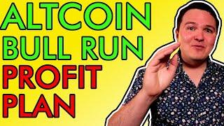 ALTCOIN BULL RUN 2021 MILLIONAIRE PROFIT TAKING STRATEGY [Daily Crypto Habits for Success]