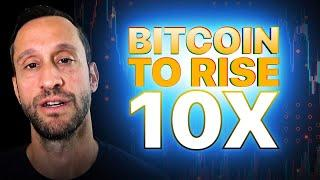 BITCOIN TO RISE 10X | AMERICANS BUY BITCOIN WITH STIMULUS CHECKS