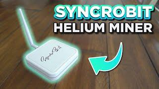 Syncrobit Helium Hotspot Miner Review & HNT Mining Profitability