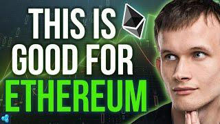 This is INSANELY bullish for Ethereum!