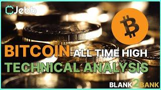 Blank2Bank; Bitcoin Price ATH - Bitcoin Price Explained with this Technical Analysis