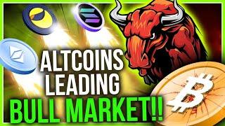 POWERFUL SHIFT FROM BITCOIN TO THESE BIGGEST CAP ALTCOINS
