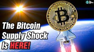 The Bitcoin Supply Shock Is Here!: Will Clemente