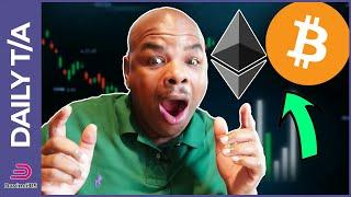 BITCOIN & ETHEREUM ARE GOING TO THE MOON NO MATTER WHAT!!!