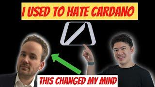 THIS GEM changed my mind about Cardano ($ADA)