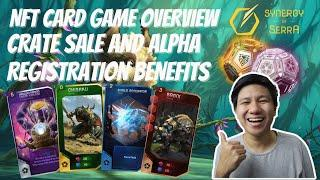 Synergy Of Serra NFT Card Game | Free To Play | Play To Earn (Tagalog)
