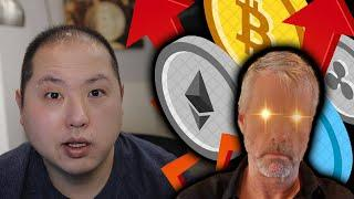 BITCOIN AND CRYPTO RALLY!!! MICHAEL SAYLOR CAN'T GET ENOUGH!!