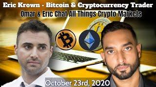 Is The REAL Crypto Bull-Market Here? Eric Krown Returns To Share His Thoughts On The Charts