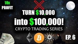 SELL XRP? CRYPTO TRADING SERIES EP. 6