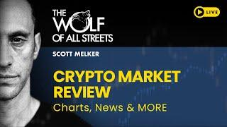 CRYPTO MARKET REVIEW - Charts, News And More