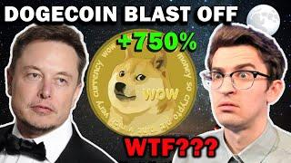 IS DOGECOIN GOING TO $1?? Elon Musk On DOGE and Stocks
