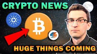 HUGE CRYPTO NEWS!!! Altcoins Taking Off!