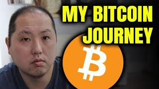 MY BITCOIN JOURNEY - STARTING FROM THE BEGINNING