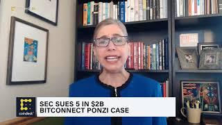 SEC Sues 5 Over Bitconnect Ponzi Case | First Mover - CoinDesk TV