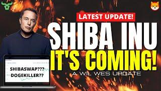 SHIBA INU IT'S COMING!!! This Is What's Happening Now! (Watch In 24Hrs)
