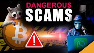 URGENT WARNING To Crypto Holders (Dangerous SCAM)