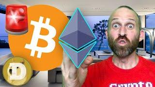 EXTREME WARNING FOR ETHEREUM & BITCOIN HODLERS!!!!! DOGE, ETH & BTC PRICE PREDICTIONS!!!!!