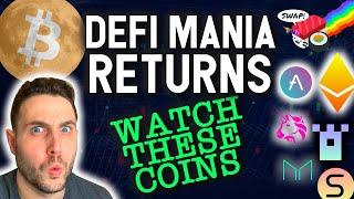 URGENT WARNING: DO NOT MISS DEFI MANIA! Life Changing Wealth Opportunities