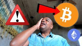URGENT!!!!! THIS IS A HUGE WARNING FOR BITCOIN AND ETHEREUM!!!