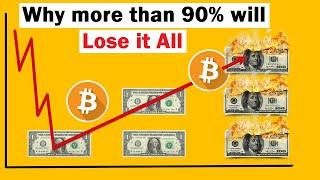 Bitcoin: This Mistake 'Cost Me MILLIONS' (Guy Cohen on why 90% will lose it all)