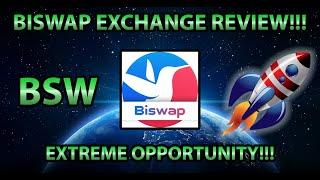 BISWAP EXCHANGE AND POOL REVIEW!!   HUGE OPPORTUNITY!!!