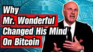 Why Kevin O'Leary Changed His Mind On Bitcoin