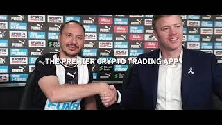 HOT NEWS: StormGain Partners Up With Newcastle United FC As Official Sleeve Partner 2019/2020