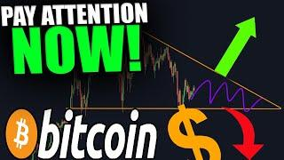 IMPORTANT! BIG BITCOIN MOVE IMMINENT! [Next Couple Of Days...]