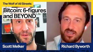 The FEDs will help drive Bitcoin to six figures with Richard Byworth, CEO of Diginex