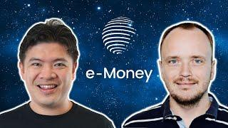 Currency-backed Stablecoin: E-money (NGM) w. Henrik Aasted Sørensen