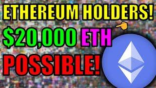 NFTs & Digital Art Could Send Ethereum (Eth) To $20,000! HERE IS WHY!