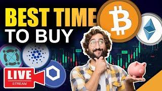 Best Crypto Buying Opportunity in 2021 (Buy The Dip)