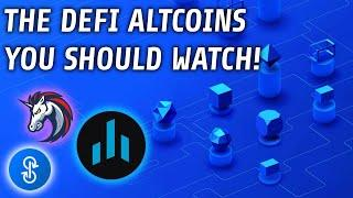 DeFi Altcoins Set To Surge   Here Are The Plays I'm Watching