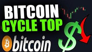 ARE WE CLOSE TO THE TOP FOR BITCOIN? - Cycle Top Explained