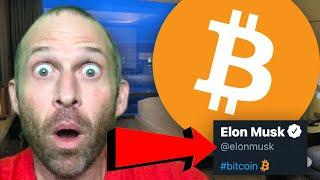 ELON MUSK IS BUYING BITCOIN!!!!!! [no clickbait!!!]  (my new $2.5 MILLION prediction)