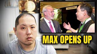 Bitcoin Holders - Max Keiser OPENS UP About Peter Schiff