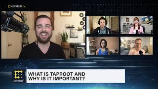 What Is Taproot and Why Is It Important? | The Hash - CoinDesk TV