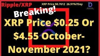 Ripple/XRP-Digital Euro On XRP Private Ledger,XRP Price $4.55 or $0.25 October/November?,CRypto Tax